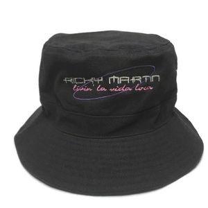 Ricky Martin 1999 Livin La Vida Loca Bucket Hat